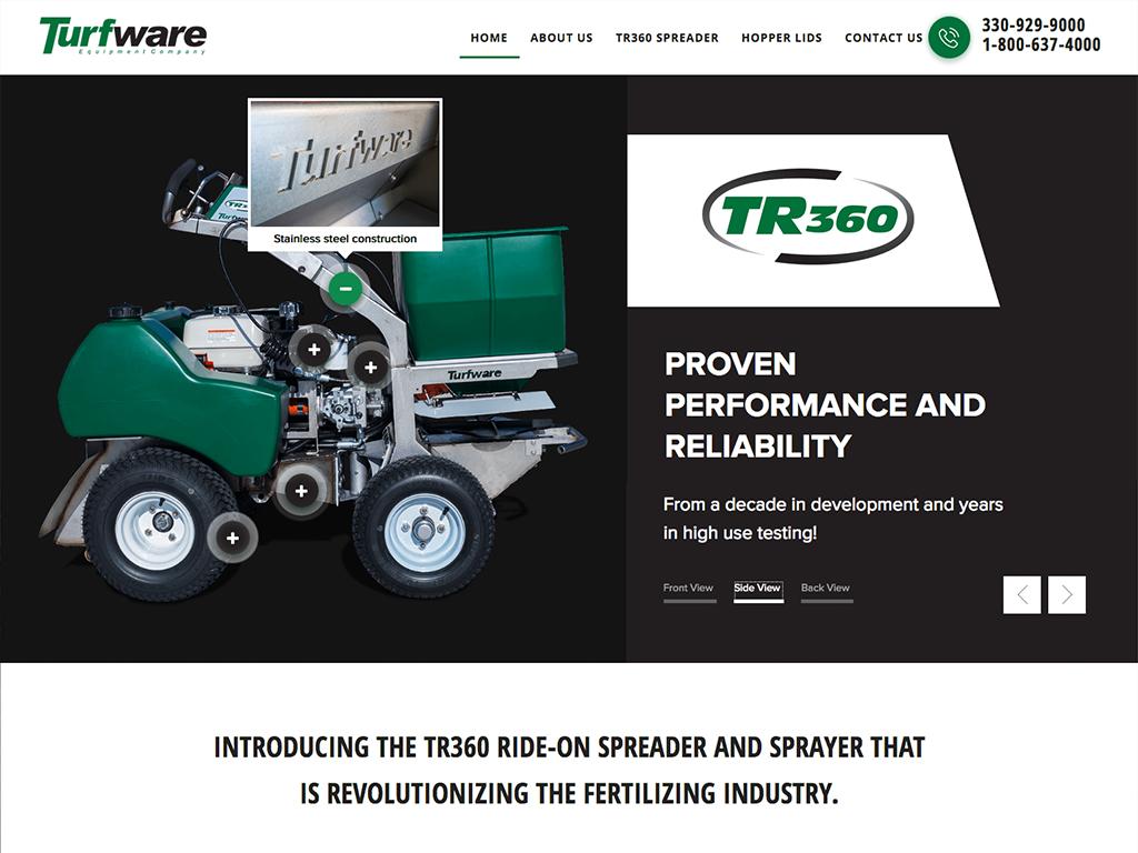 turfware-website-design