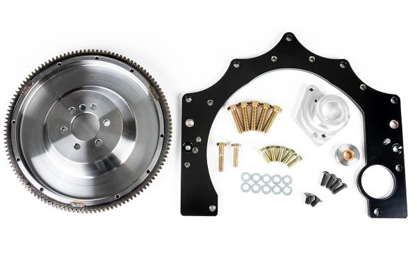 Z33 Kit: Nissan 350z V8 LS Swap Conversion Kit