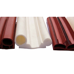 rubber extrusion molding part samples