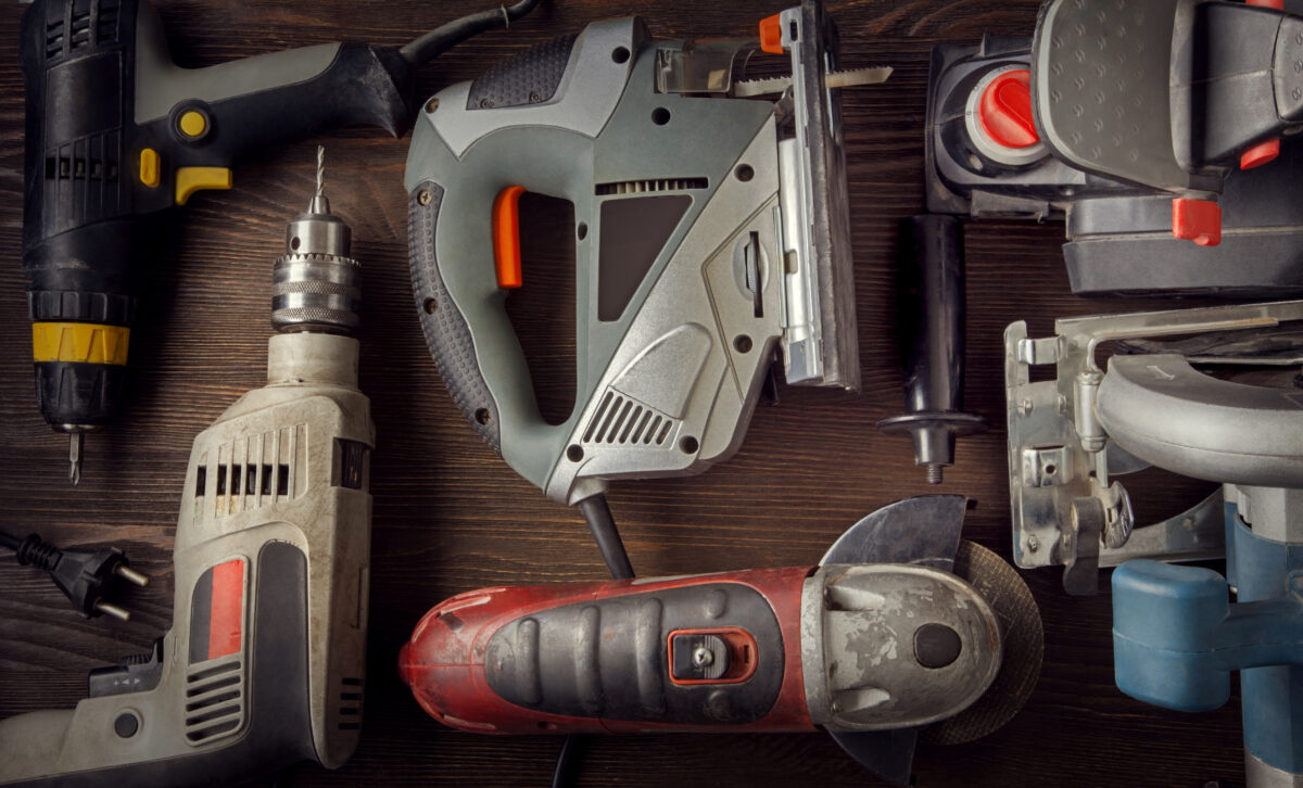 How to Stop Tools from Rusting in Garage