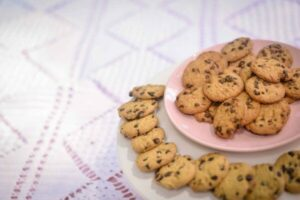 how does sugar affect your dental health plate of cookies