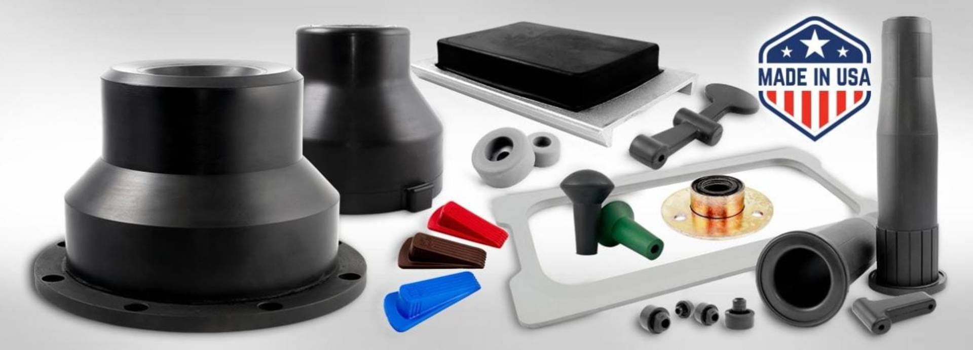 Custom Rubber Parts Made in USA