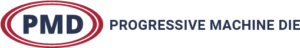 progressive die stamping Progressive Machine Die logo