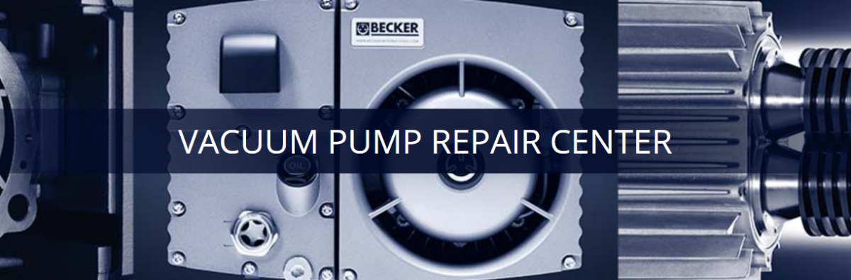 Vacuum Pump Repair Center