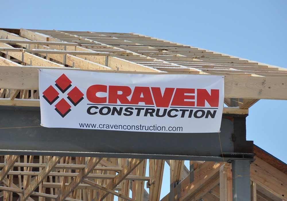 Commercial Construction Companies-Craven Construction