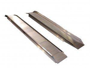 Twin Lock Cargo Ramps