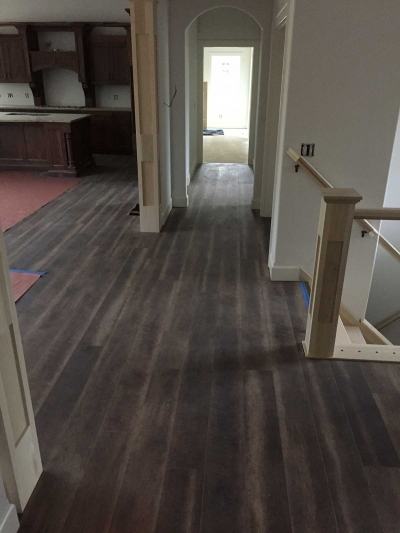 Flooring done by floor installers Cuyahoga Falls Floorscapes Inc.