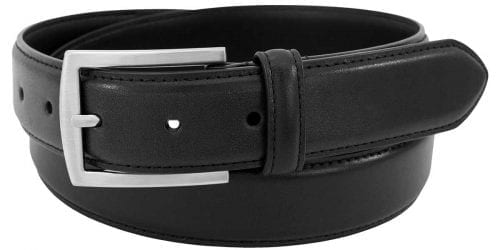 The Best Leather Dress Belts for Men