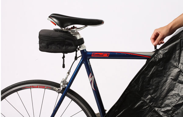 Bike Cover with Zipper Closure | Zerust