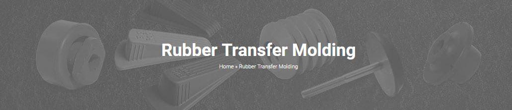 Rubber Transfer Molding