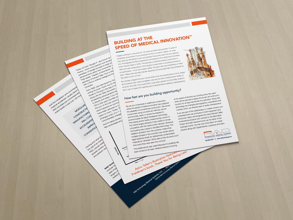RAD Technology White Paper Design