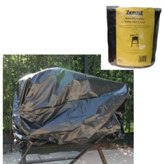 Portable Table Saw Cover by Zerust Consumer Products Affordable Rust & Corrosion Prevention Products