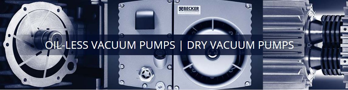 4 Reasons to Install a Dry Pump from Becker Pumps