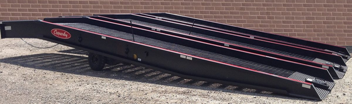 portable warehouse ramp warehouse ramps