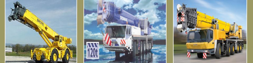 Hydraulic Truck Cranes for Sale | 3 Unique Advantages