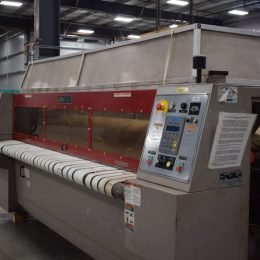 Chicago used flatwork ironer for sale