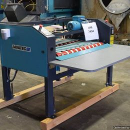 Lavatec used industrial stacker for sale
