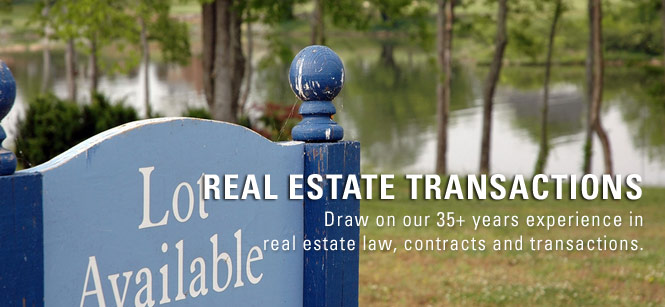 Working With an Experienced Akron Real Estate Attorney