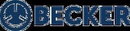 central vacuum pump Becker logo