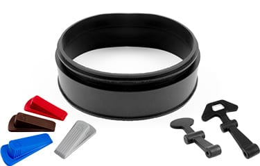 rubber products distributors part samples