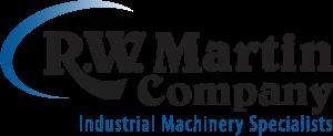 stack economizer R.W. Martin Company logo