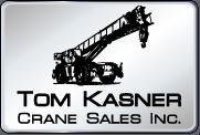 all terrain cranes for sale Tom Kasner Crane Sales, Inc.
