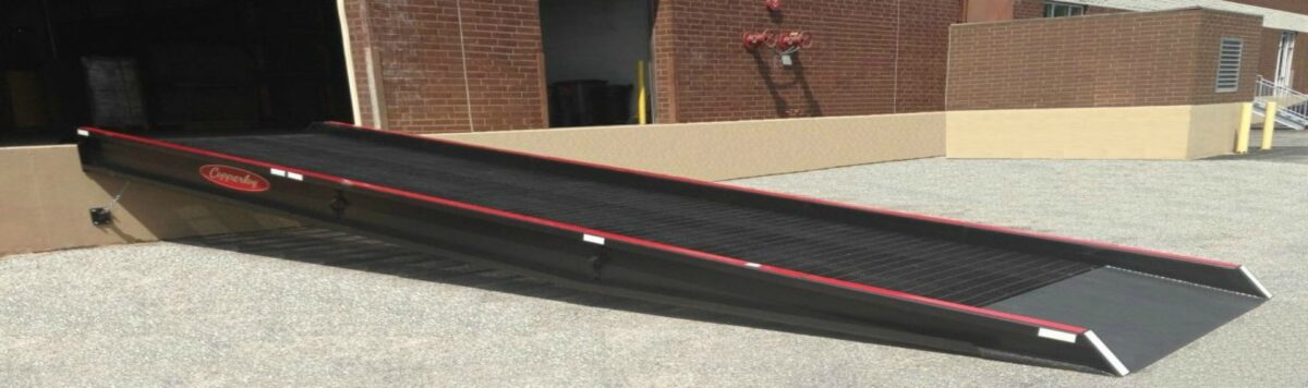 Portable Dock Ramp Options From Copperloy by JH Industries